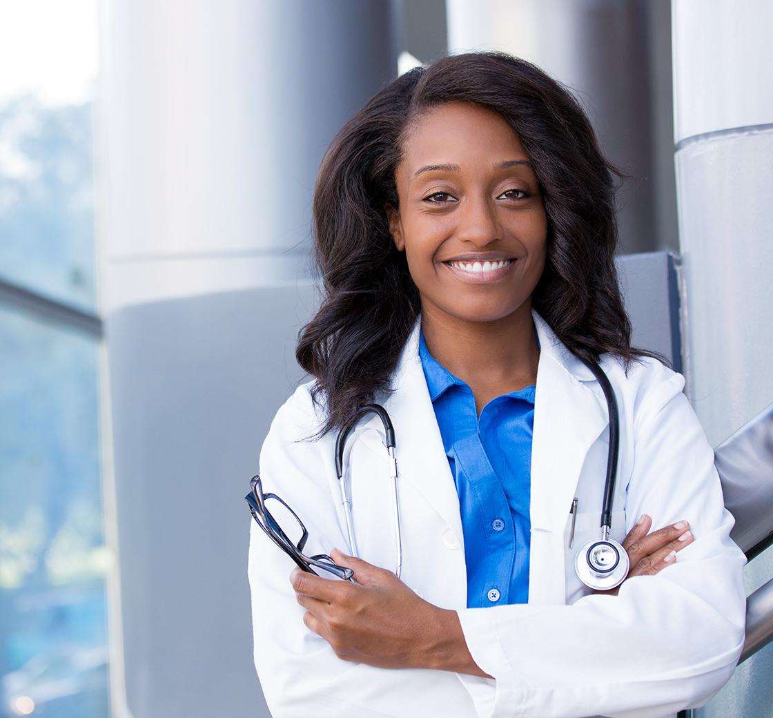 Female doctor cfnm