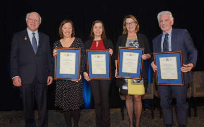 Guelph FHT, Media Release – Doctors receive Award of Excellence