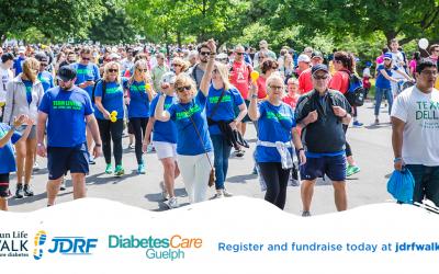JDRF – Walk to Cure Diabetes