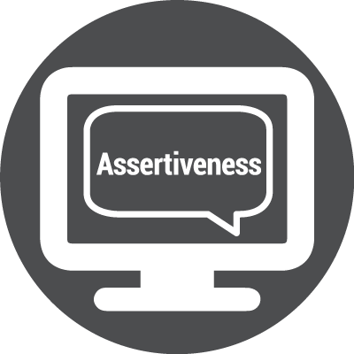 Icon for WEBINAR: Let's Talk About Assertiveness