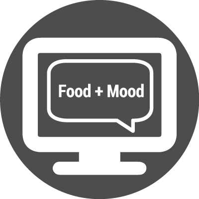 Icon for WEBINAR: Let's Talk About Food + Mood