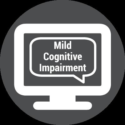 Icon for WEBINAR: Let's Talk About Mild Cognitive Impairment
