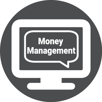 Icon for WEBINAR: Let's Talk About Managing Your Money