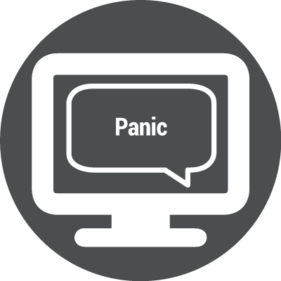Icon for WEBINAR: Let's Talk About Panic
