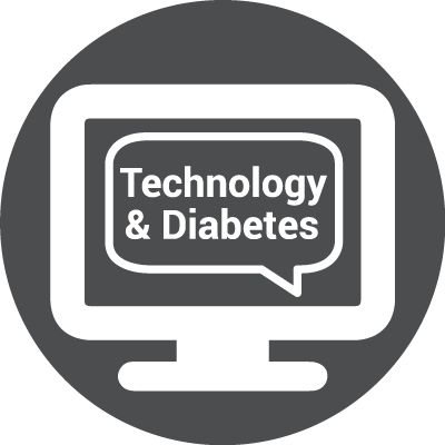 Icon for WEBINAR: Let's Talk About Technology & Diabetes