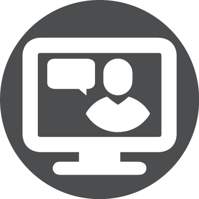 Icon for WEBINAR: Calming Strategies